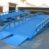 出售叉车过桥大小型物流集装箱装卸货平台 固定液压登车桥厂家