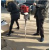 超越CY-DG 安徽硬土专用挖树机 快速断根挖树机