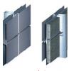 单曲铝单板 冲孔铝单板 异形铝单板 格栅天花吊顶 仿石材铝单板,吊顶材料