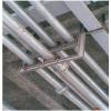 优质光排管散热器 光排管散热器 钢制卫浴散热器 弧形管暖气片 钢铝复合暖气片 钢制三柱弧形管暖气片,水暖五金