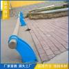天禾裕 不锈钢栏杆 内衬不锈钢复合管 不锈钢复合管护栏 防护栏 激光切割 护栏定制