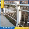 天禾裕 不锈钢栏杆 防护栏 不锈钢复合管护栏 批发定制