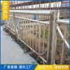 天禾裕 不锈钢栏杆 防护栏 不锈钢复合管护  不锈钢立柱 不锈钢管