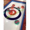 供应带轮冰壶球 工厂直售定制冰壶规格 冰壶造价多少