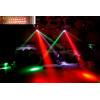 LED5W雨灯 小射灯 5W光束灯 LED光束灯舞台灯光玻璃球射灯酒吧
