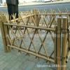 景区公园绿色不锈钢竹节护栏竹节围栏别墅园艺装饰仿竹节篱笆栅栏