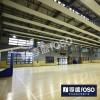 孚盛体育运动实木地板篮球羽毛球场馆室内运动地板