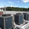 宾馆空气能热水组机组,低温空气能热泵,空气能热水工程机组