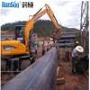 供应非开挖性PE排污管 施工环保省时pe管材