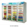 广州超市四门饮料冰柜厂家直销