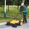 手推式扫地机 北京无动力扫地车 小型道路清扫车生产厂家直销