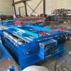 德顺安供应200进料钢板小型开平机 1.3米铁板校平机
