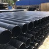 甘肃兰州轩驰牌热浸塑钢管厂家DN50-219规格热浸塑钢管价格