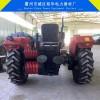 厂家供应四轮驱动式拖拉机绞磨机拖拉机牵引机全新量大优惠