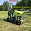 小型压路机1.5吨全液压进口配置 振动小型压土机