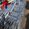 预埋地桩 水泥灌注桩 螺旋地桩 绞龙地桩 各种型号批量生产