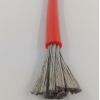 0AWG特软硅胶电线19000/0.08纯铜镀锡100平方高温高压特软硅胶线