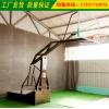 移动升降电动升降 电动液压篮球架 升降篮球架自动升降比赛篮球架