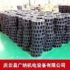 广纳拖链规格型号塑料拖链工程拖链厂家