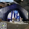 展馆位8.3蓝色有孔铝单板_门头微孔铝单板_透光铝板(出售报价)