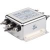 赛纪电源滤波器EMI/EMC三相220/380V端子台低通交流抗干扰净化器