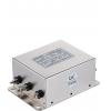 赛纪电源滤波器EMI/EMC三相三线双级380V端子台低通交流抗干扰净化器