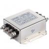 赛纪电源滤波器220v380无源emi三相四线交流大功率抗干扰模块低通