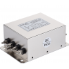 赛纪电源滤波器380三相四线三级交流低通变频伺服抗干扰EMC净化器