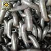 厂家专业生产高强度的刮板机专用链条18x64x15环 可定制40T矿用圆环链
