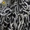 厂家专业生产矿用高强度34x126刮板机大链 热处理C级25锰钒链条 自动焊接高强度链条 坚实耐磨