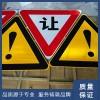交通标志牌,道路指示牌立柱生产厂家制造