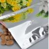厂家批发铝箔袋自立自封塑料八边封袋子定制真空食品包装袋定做