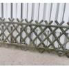 伸缩竹片竹篱笆栅栏 围栏庭院护栏花园菜园公园 园艺竹篱笆墙 塑钢护栏 PVC护栏围栏 户外花园围栏 庭院栅栏绿化栏杆