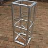 200圆管小铝架|【铭泽】|200|铝合金灯光架|铝合金圆管桁架|铝质灯光架