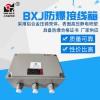 BJX防爆接线箱 防爆端子箱 防爆电箱 上海新黎明国标厂家定做尺寸