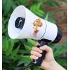 卡杰亚精灵梦叶罗丽循环充电式锂电大功率手持喊话器干电池播放喇叭