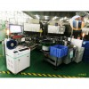热收缩套管激光打标机 胶管刻印 电容器电池 套管机同步打标