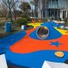 山东奥美佳塑胶地面  塑胶地面  硅pu篮球场 幼儿园EPDM橡胶地板