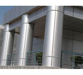 厂家定制 氟碳漆铝单板幕墙 镂空冲孔雕花铝板 包柱门头吊顶铝板