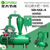 灌溉首部 圣大节水 水肥一体化设备 过滤系统 果园灌溉施肥