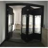 唐臻定制铝合金中式复古铝合金建筑复古门窗手动窗推拉中式加工 复古门窗