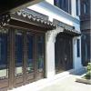 唐臻 中式仿古铝合金美人靠、栏杆、茶壶档,厂家直营,可上门测量,.专业定制 新中式门窗