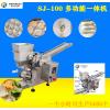 方皮饺子机 水晶饺子机 多功能蒸饺机 商用小型台式饺子机 包饺子设备 投资好设备