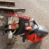 内燃无齿锯手持钢轨锯轨机便携式K1260型内燃切轨机