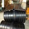 橡胶止水带中埋式外贴背贴 651型伸缩缝钢边镀锌钢板遇水膨胀防水
