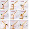 快速小型吊运机建筑工程小吊机施工提升机吊运机