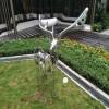 重庆不锈钢雕塑镂空鹿子定制厂家