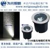 为光照明 可调节角度偏光LED地埋灯10W 20W 30W