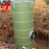 汕头一体化泵站厂家 一体化预制泵站 玻璃钢一体化提升泵站