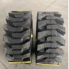 R4花纹半实心钢丝轮胎  14/90-16铲车轮胎